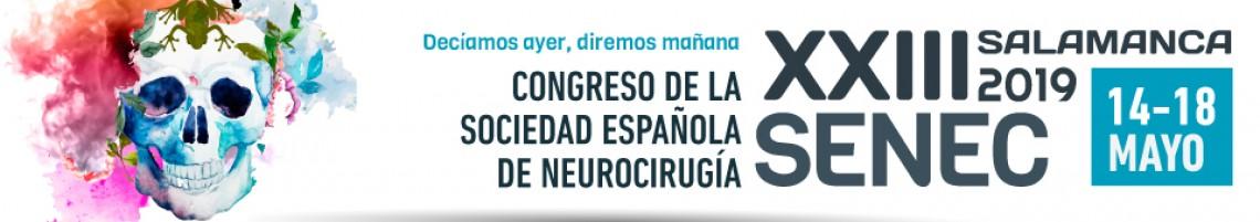 XXIII Congreso de la Sociedad Española de Neurocirugía