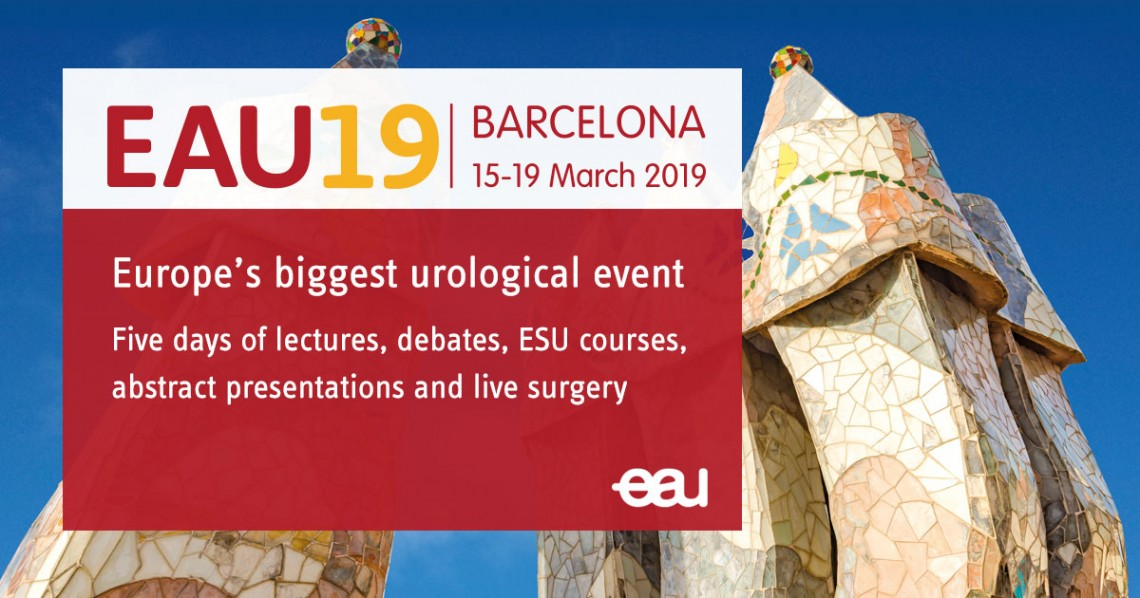34th Annual EAU Congress in Barcelona