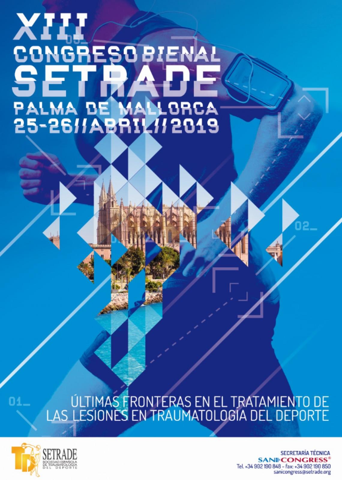 XIII Congreso Bienal SETRADE
