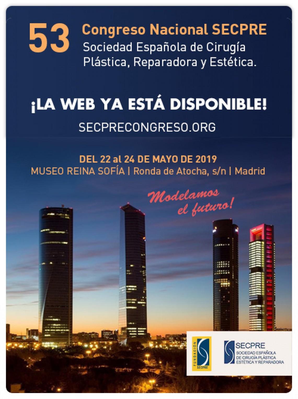 53 Congreso Nacional de la Sociedad Española de Cirugía Plástica, Reparadora y Estética