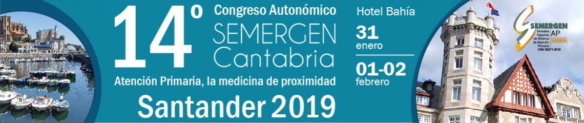 Congreso autonómico SEMERGEN Cantabria