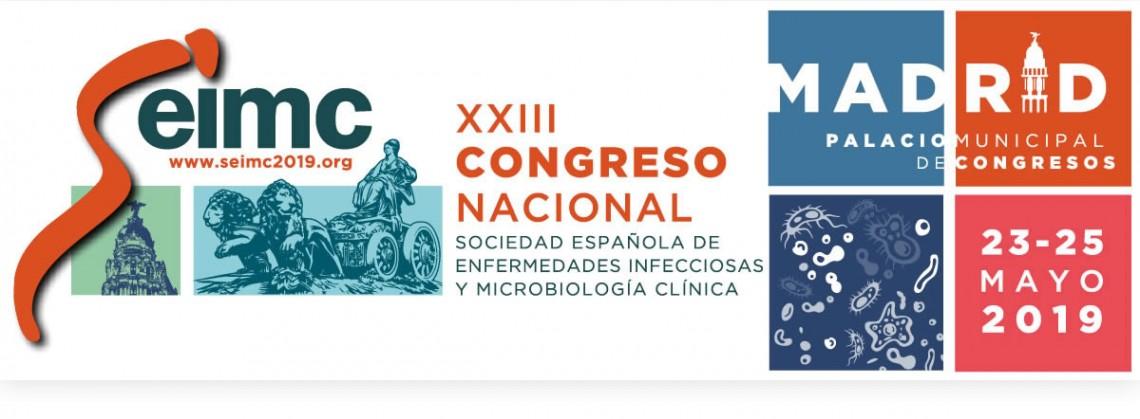 XXIII congreso SEIMC