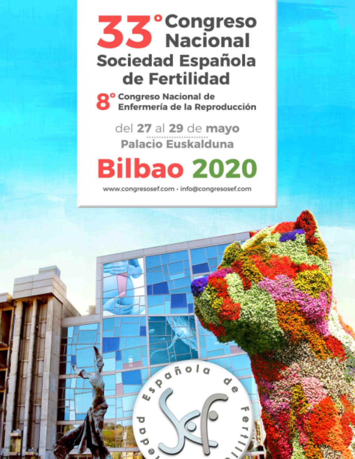 33º Congreso Nacional Sociedad Española de Fertilidad