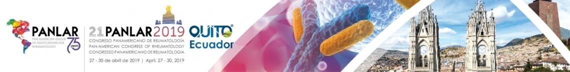 21 Congreso Panamericano de Reumatología