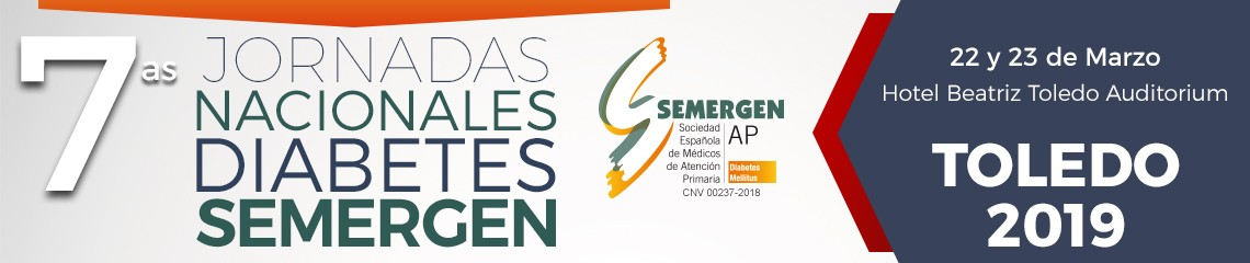 7as Jornadas de Diabetes de SEMERGEN