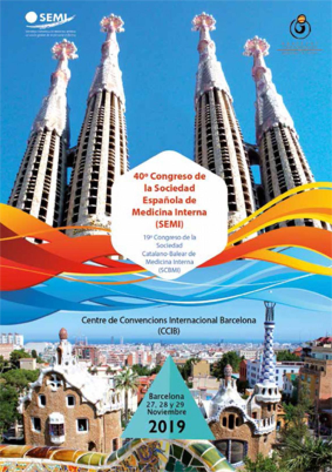 40º Congreso de la Sociedad Española de Medicina Interna (SEMI)