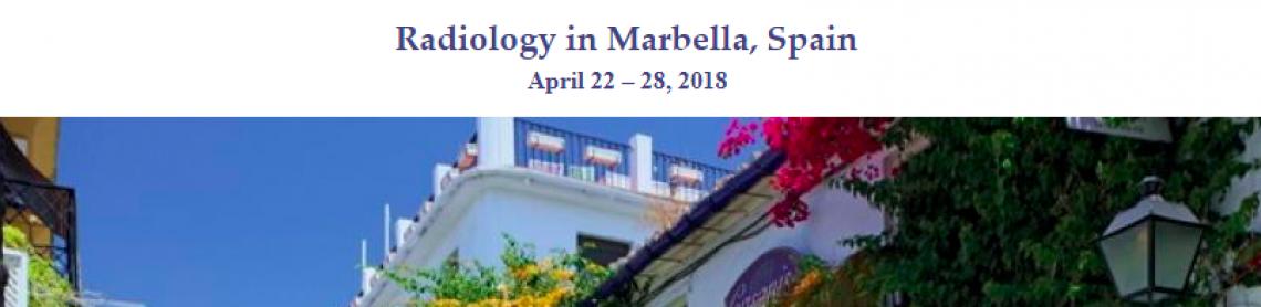 Radiology in Marbella