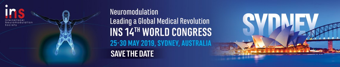 International Neuromodulation Society's 14th World Congress