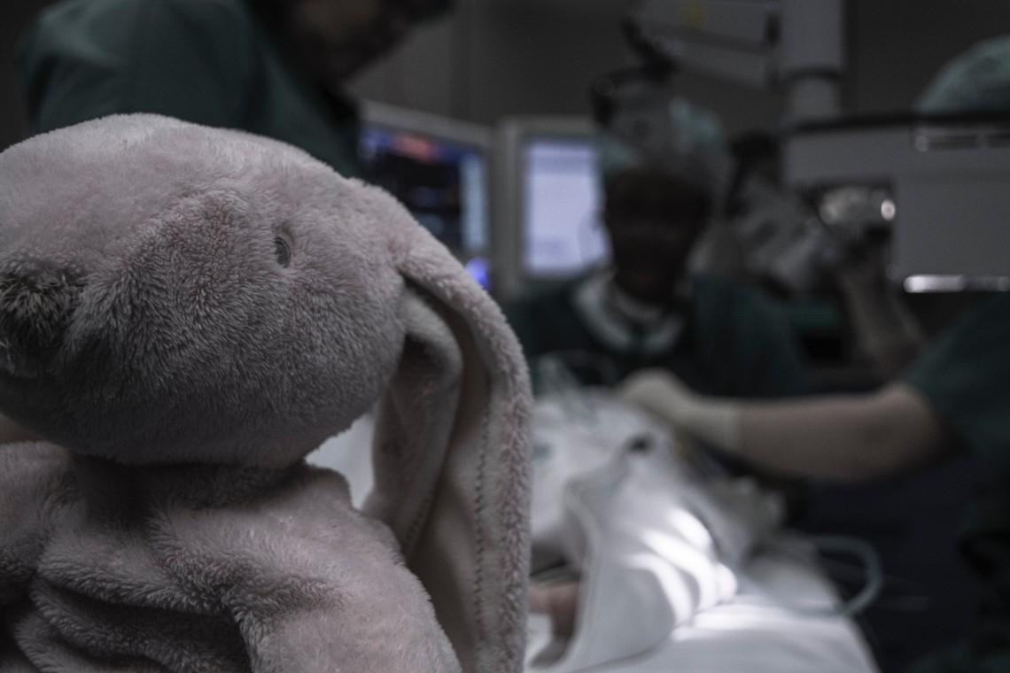 Cirugía Pediátrica
